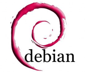 Logo Debian 5