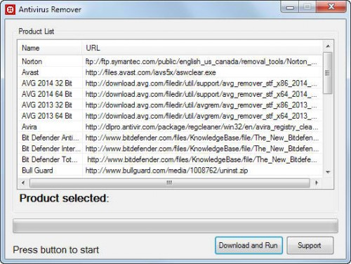 antivirus-remover