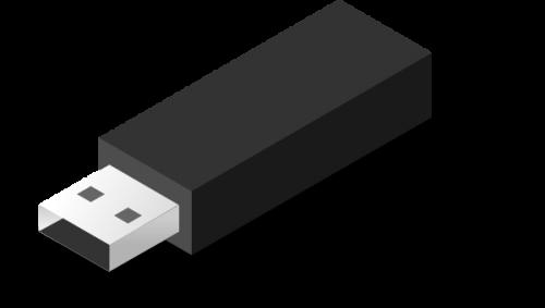 Clef USB